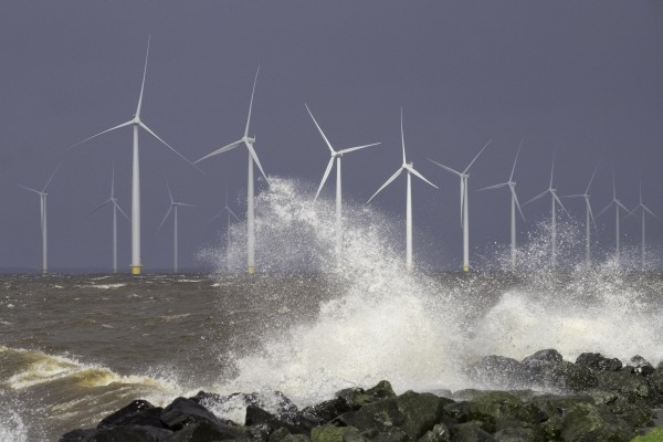 Wind farm Westermeerwind achieves full power